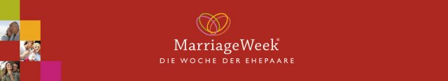 Grossansicht in neuem Fenster: Marriage Week 2017
